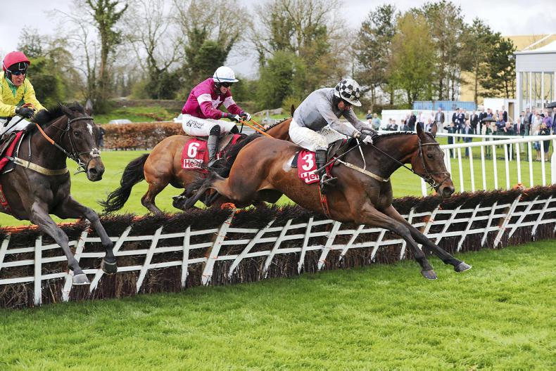 PUNCHESTOWN TUESDAY: Draconien surprises with top grade win