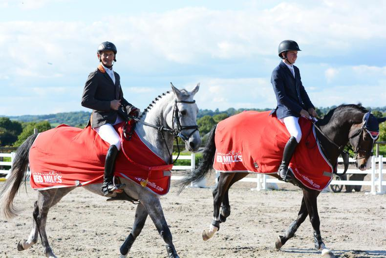 NEWS:  Flag raised for Red Mills Munster Grand Prix