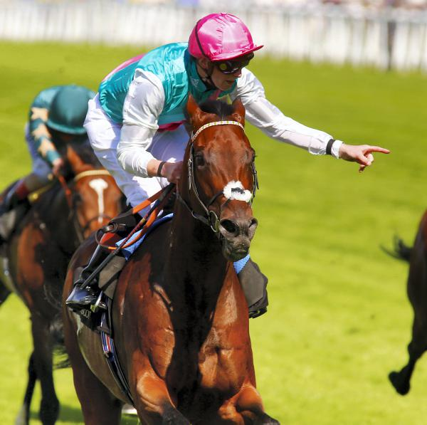 Kingman retired to Banstead Manor Stud