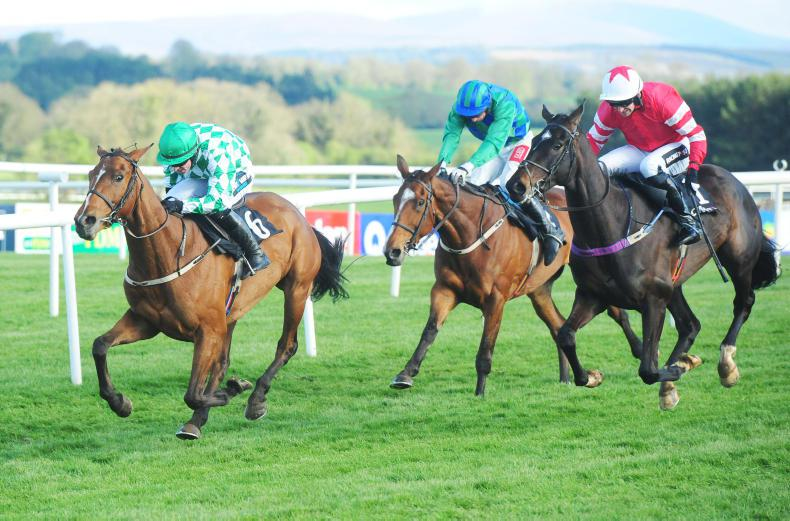 PUNCHESTOWN WEDNESDAY: Mullins on a Flyer with Bumper 1-2-3
