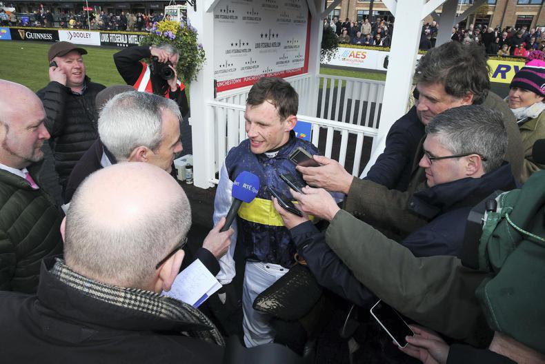 "PUNCHESTOWN ON TV: ""He's everyone's hero today!"""
