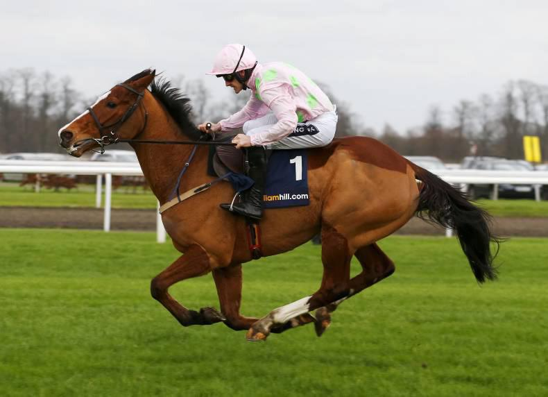 Fabulous Faugheen powers to Stayers Hurdle success at Punchestown
