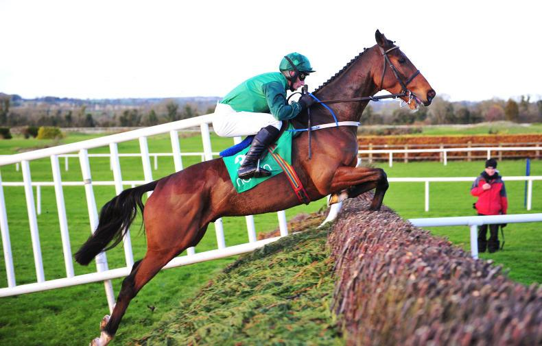 Ruthless Footpad cruises to Ryanair Novice Chase victory