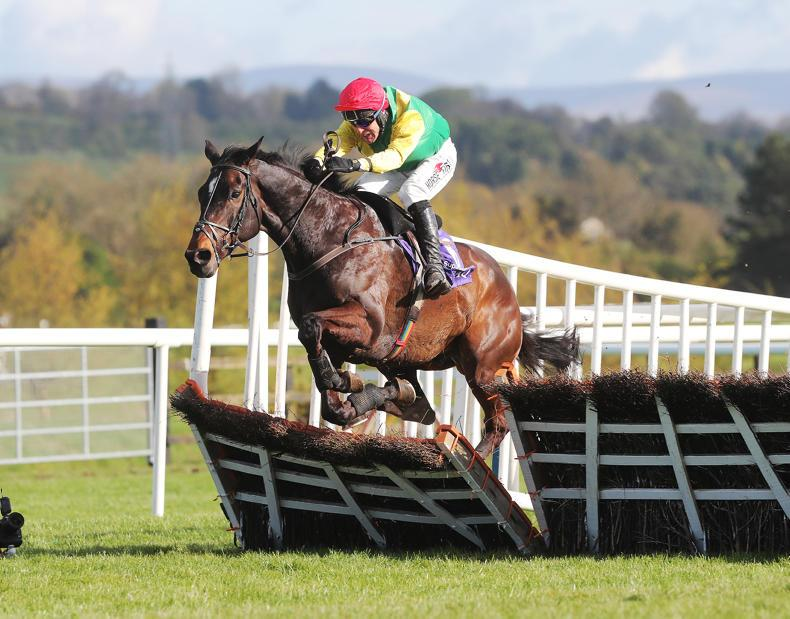 PUNCHESTOWN FRIDAY: It's Supasundae's lucky day