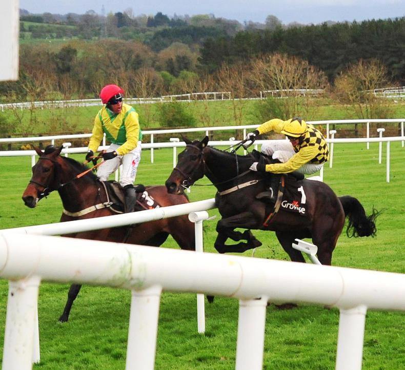 DONN McCLEAN: Even jockeys are human