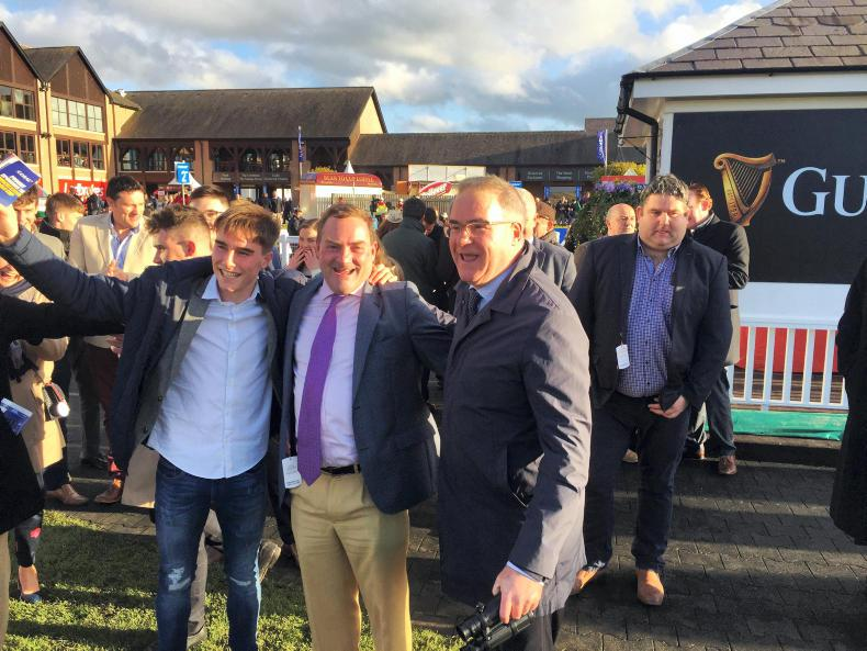 A day to remember for Mullins, Townend and the Flynns