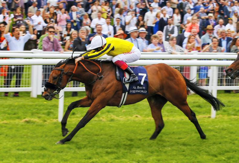 BRITAIN: Garfield downs Expert Eye in Greenham
