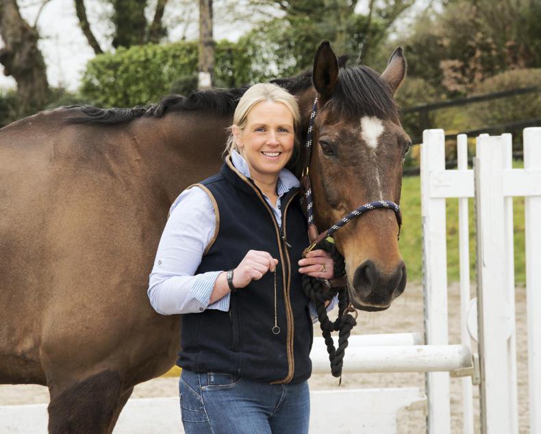 HORSE SENSE: Helena Hennessy - the healer