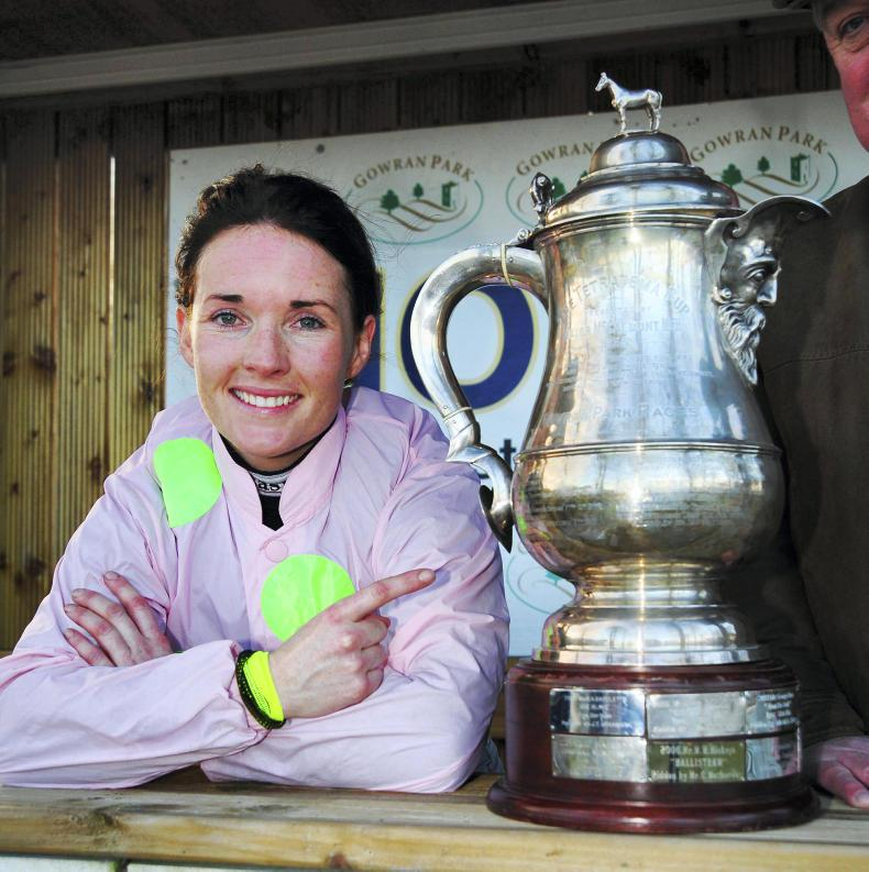 Katie Walsh announces retirement from the saddle following Punchestown winner