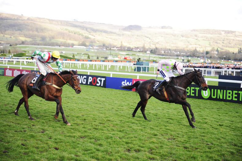 Benie Des Dieux beats Apple's Jade in rematch at Punchestown