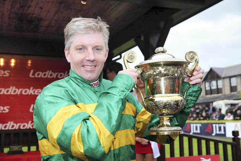 Injured neck set to keep Noel Fehily out for up to eight weeks