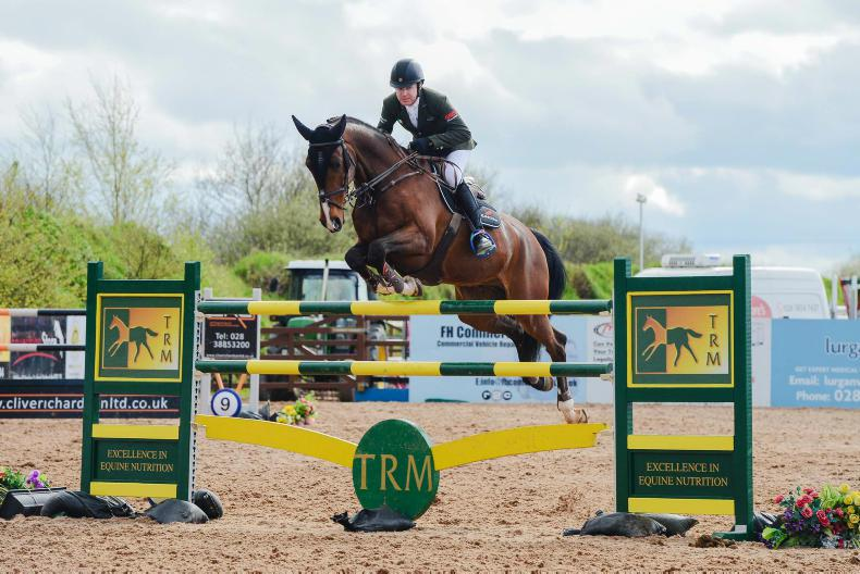 SHOW JUMPING: Two in-a-row for Greg Broderick and Duco