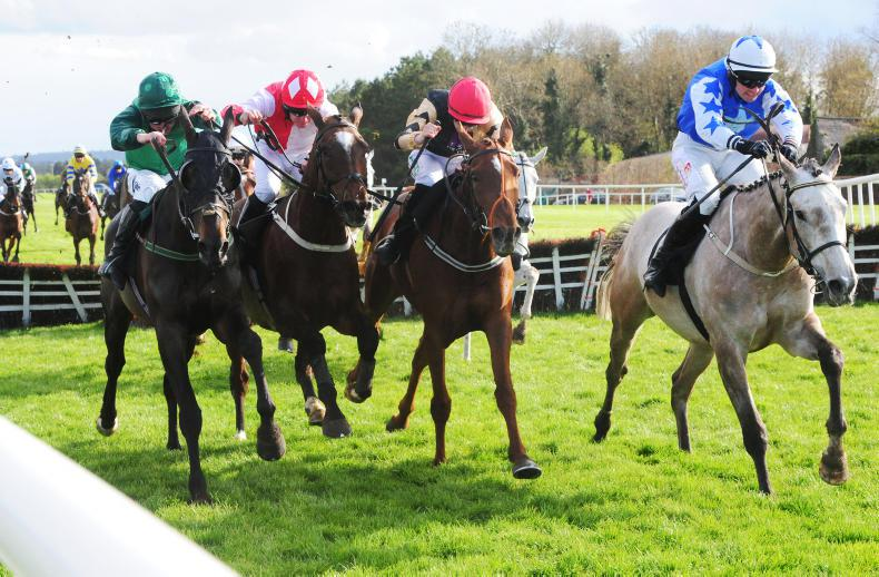 PUNCHESTOWN SATURDAY: New level of record breaking for Mullins