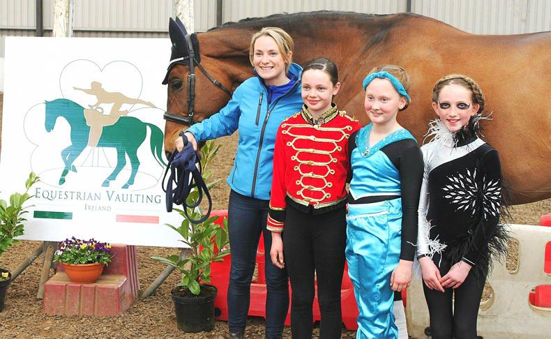 PONY TALES:   Vaulting interest leaps forward