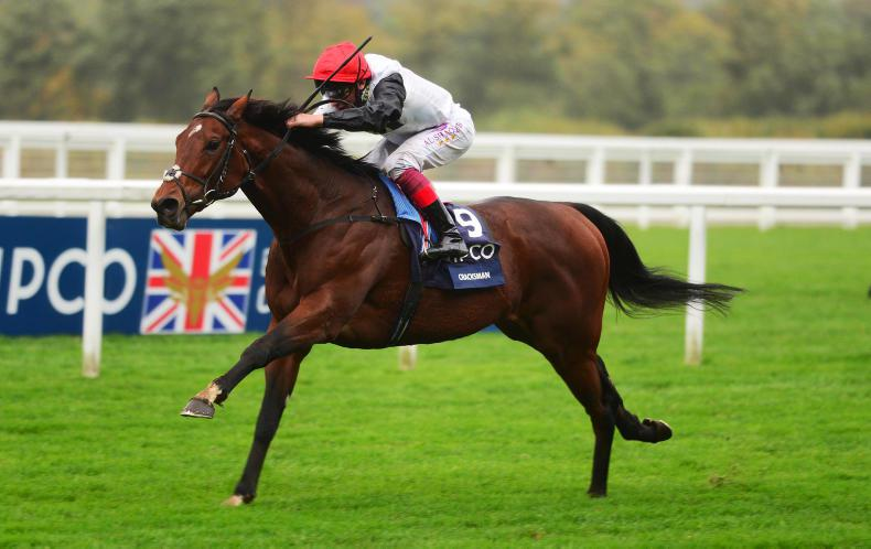 PEDIGREE ANALYSIS: Group 1 wins for Frankel and Shamardal