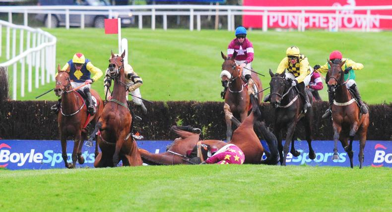 DONN McCLEAN:  RSA Chase form gets stronger