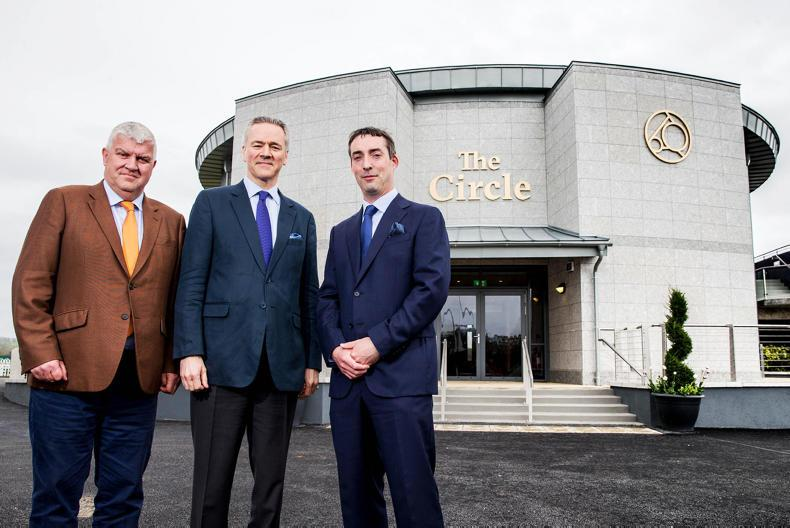 Goffs backing owners and Group 3 at Naas