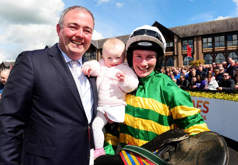 NINA CARBERRY: It's been a great journey