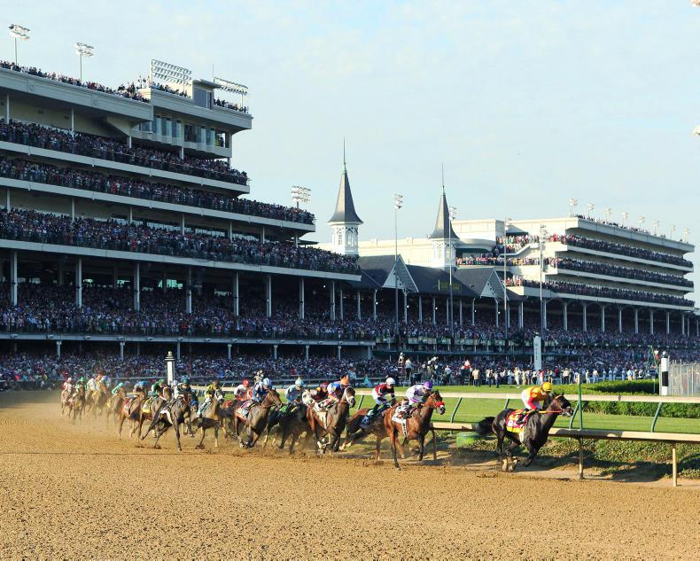 KENTUCKY DERBY PREVIEW:  Hofburg to hit Derby heights