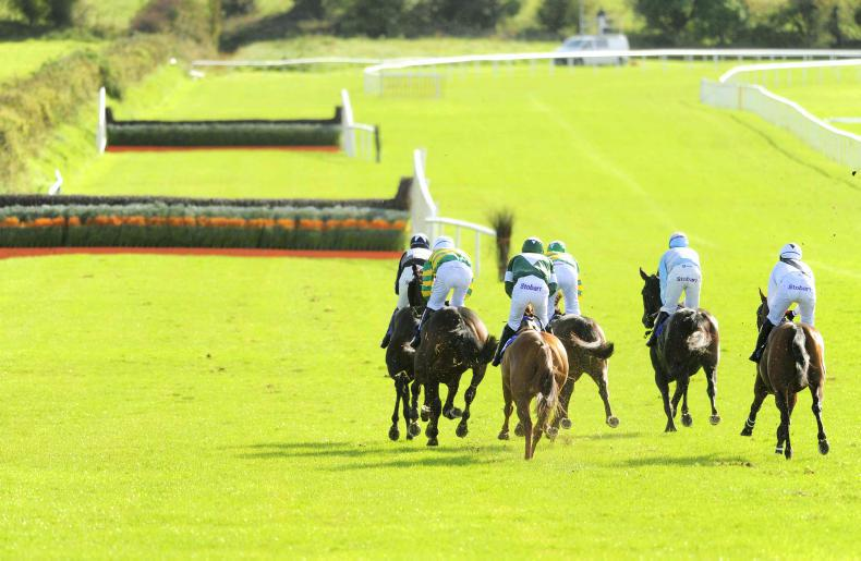 Stars of Irish racing emerge at Roscommon