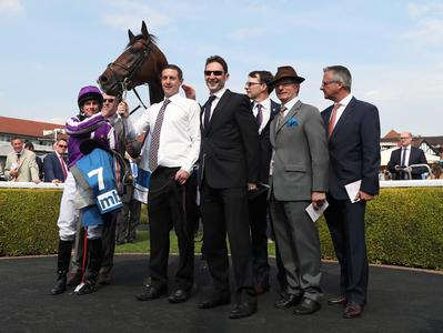 Aidan O'Brien fields three in search of another Vase victory