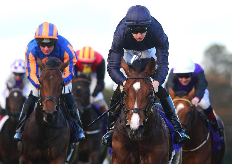 Aidan O'Brien double-handed as he seeks Dee victory