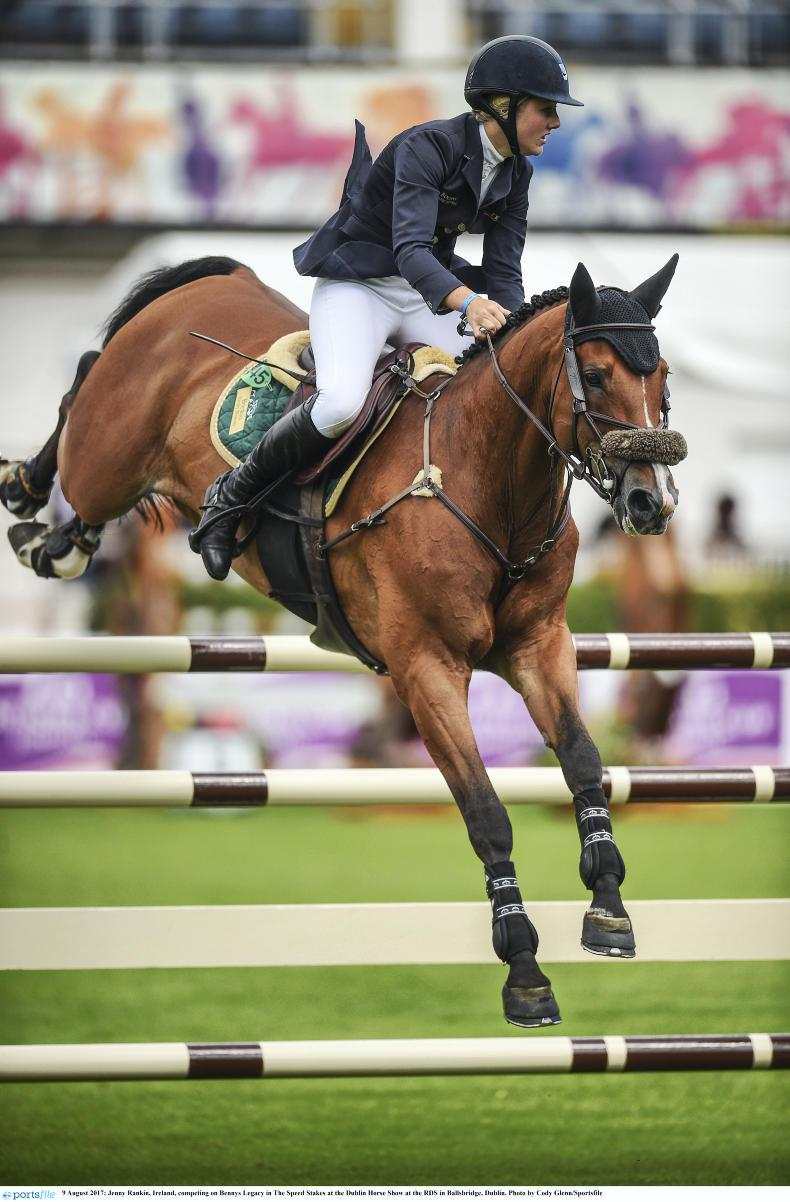 INTERNATIONAL: Irish young riders shine in Redefin