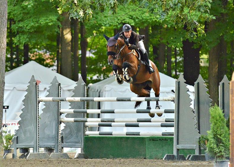 INTERNATIONAL: Victory for Tynan in Tryon