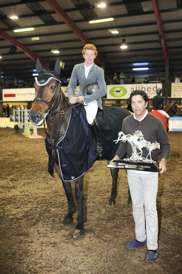 Butler lands one-two in Grand Prix