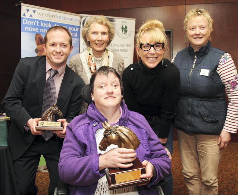 PONY TALES:  Cork rider wins RDAI award