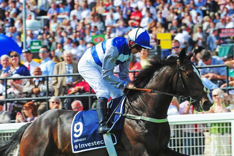 Martyn Meade sweet on Eminent in Huxley Stakes
