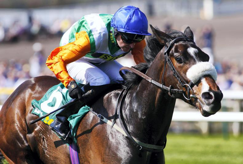 Forest Ranger earns his spurs in Huxley Stakes