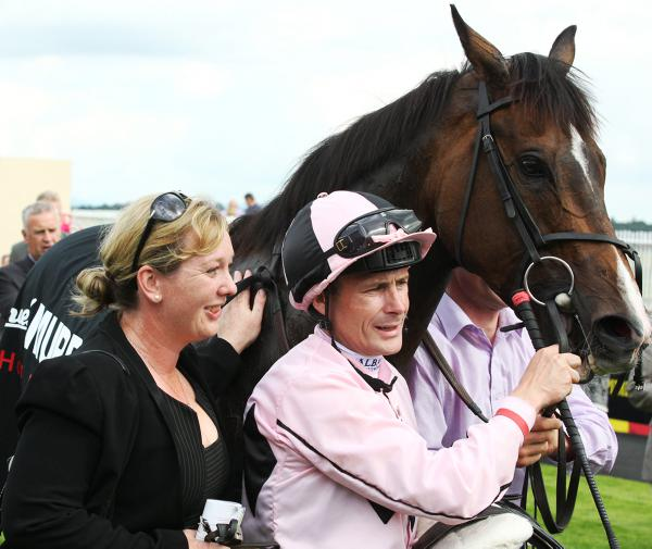 Harty on a high after Doncaster success