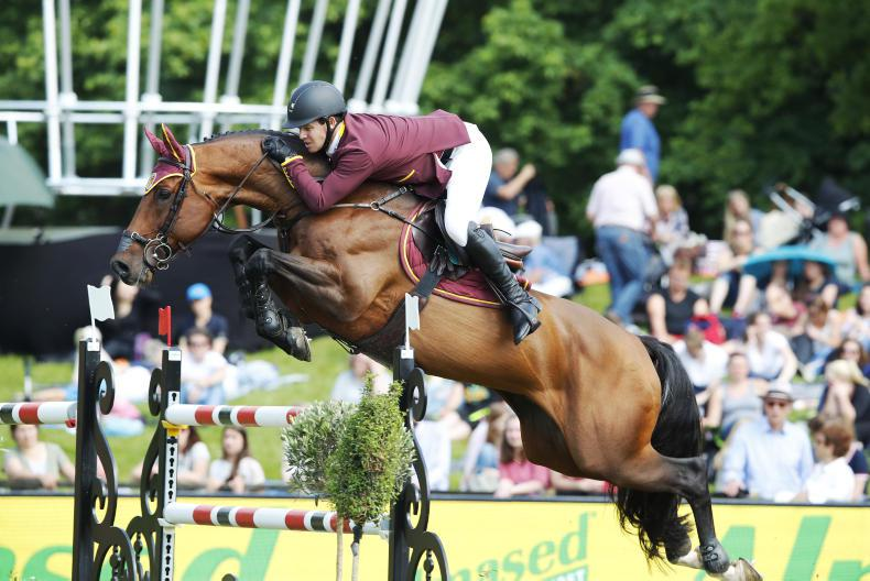 INTERNATIONAL: Top competition in Hamburg