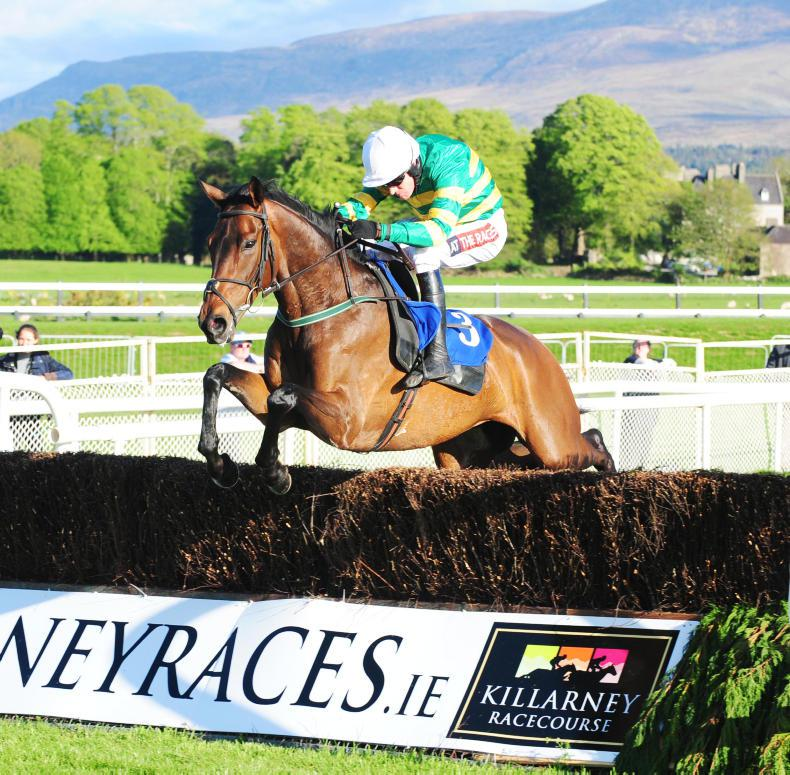KILLARNEY MONDAY: Ballyoisin strides home in style