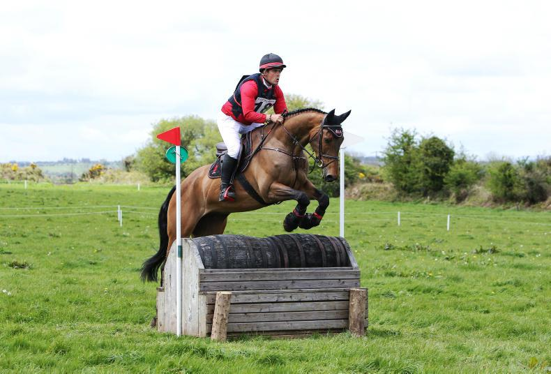 EVENTING:   Third time lucky for Ballindenisk
