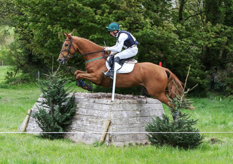 EVENTING:   Dixon shines to win CNCP2*