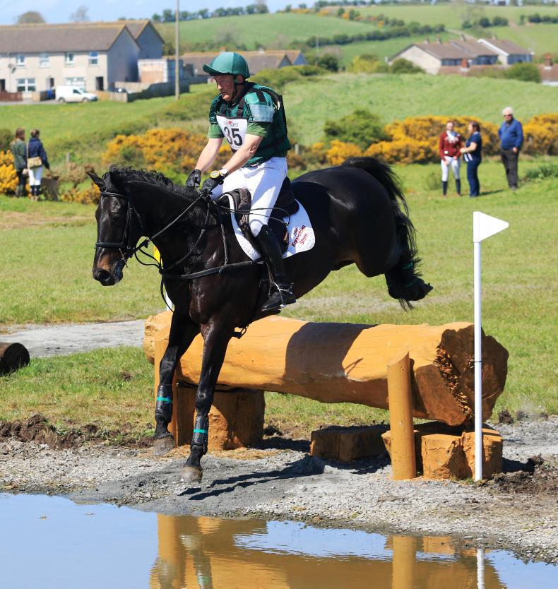 EVENTING:  Ballyward shines for Smith