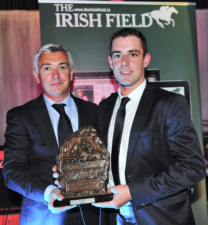 EOGHAIN WARD: The Irish Field-backed Point-to-Point Awards
