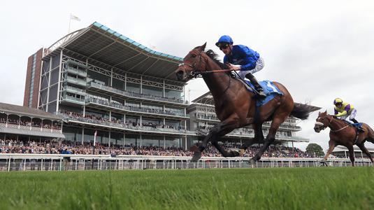 Harry Angel simply divine in Duke of York Stakes