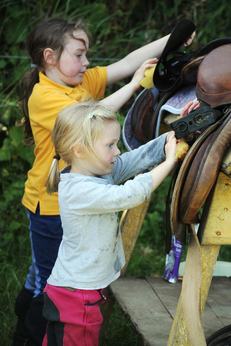 HORSE SENSE: Ten tips to remember when tacking up