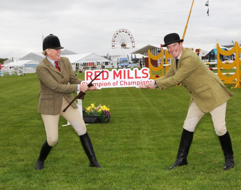AROUND THE COUNTRY:  Showing Ireland gets boost from Red Mills