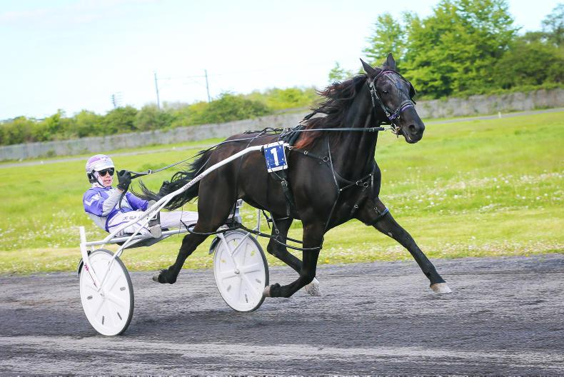 HARNESS RACING: The Demon delivers again