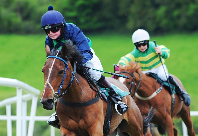 HORSE AND PONY RACING:  Ewing stars as new season kicks off