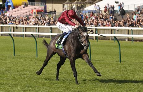 Roaring Lion scorches to Dante success at York