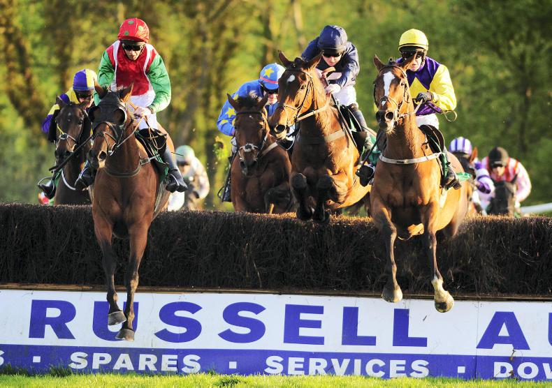 DOWNPATRICK FRIDAY: Finn on form with big-priced double