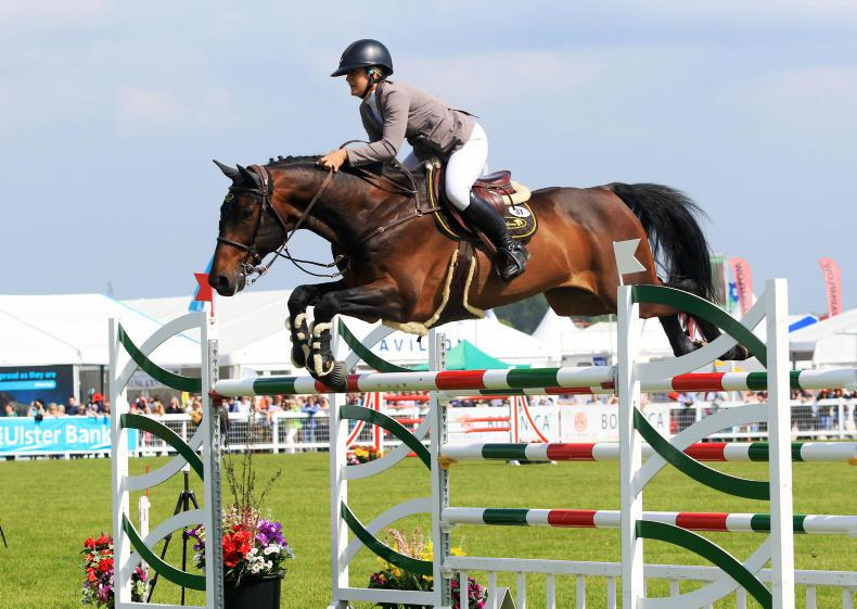 BALMORAL SHOW 2018:  Dream debut for Kent