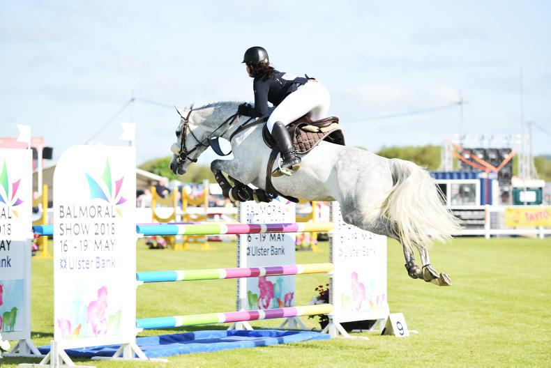 BALMORAL SHOW 2018:   Taggart clinches it with Ivira