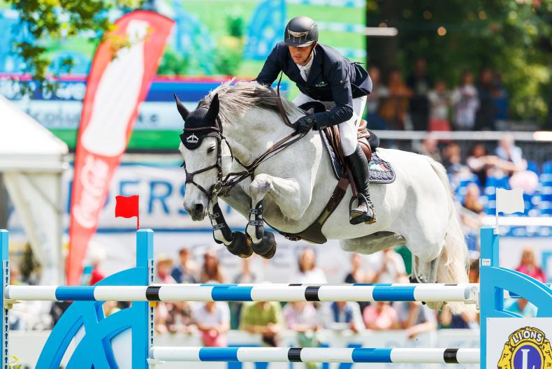 INTERNATIONAL:  Twomey wins at Wiesbaden