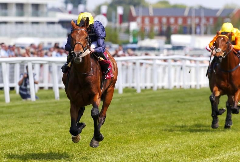 BRITAIN: Ascot on agenda for Crystal clear winner